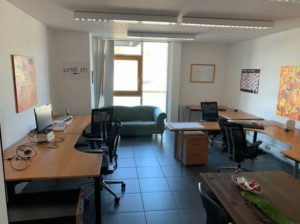 Homeoffice bei Unit M