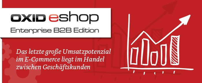 OXID eShop Enterprise B2B Edition