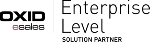 OXID eSales Solution Partner Enterprise Level